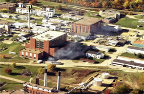 Image of Chalk River Laboratories' inner area
