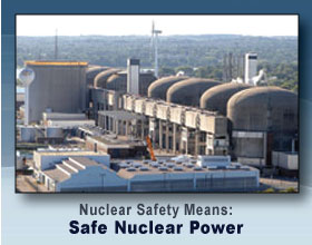 Nuclear Safety Means: Safe Nuclear Power